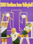 2000 Northern Iowa Volleyball by University of Northern Iowa