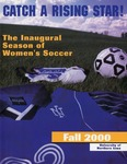 Women's Soccer Fall 2000