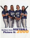 Northern Iowa Softball 2000 by University of Northern Iowa