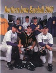 Northern Iowa Baseball 2000 by University of Northern Iowa