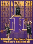 2000-01 Northern Iowa Women's Basketball by University of Northern Iowa