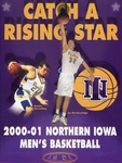 2000-01 Northern Iowa Men's Basketball by University of Northern Iowa