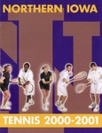Northen Iowa Tennis 2000-2001 by University of Northern Iowa