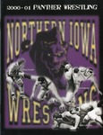 2000-01 Panther Wrestling by University of Northern Iowa