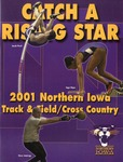 2001Northern Iowa Track & Field - Cross Country