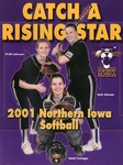 2001 Northern Iowa Softball
