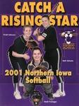 2001 Northern Iowa Softball