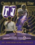 2001 Northern Iowa Football by University of Northern Iowa