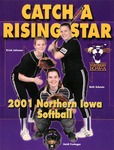 2001 Northern Iowa Softball by University of Northern Iowa