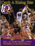2001-02 Northern Iowa Women's Basketball by University of Northern Iowa