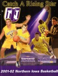2001-02 Northern Iowa Basketball by University of Northern Iowa