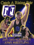 2001-2002 Northern Iowa Wrestling by University of Northern Iowa