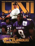 2002 University of Northern Iowa Football