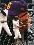 Baseball Media Guide 2003 by University of Northern Iowa