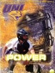 University of Northen Iowa Softball 2003 Media Guide