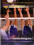 2003 Volleyball by University of Northern Iowa
