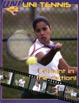UNI Tennis 2003-04 by University of Northern Iowa