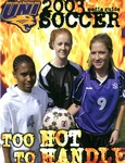 2003 Soccer by University of Northern Iowa