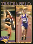 2003-04 Men's and Women's Track & Field by University of Northern Iowa