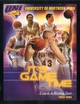 2003-04 UNI Men's Basketball by University of Northern Iowa