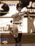 Baseball 2004 by University of Northern Iowa