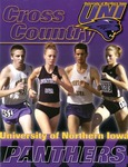 2004 Cross Country by University of Northern Iowa