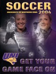 Soccer 2004 by University of Northern Iowa