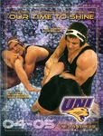 University of Northern Iowa Wrestling 2004-05