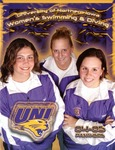 Women's Swimming & Diving 2004-05 by University of Northern Iowa