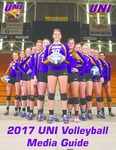 2017 UNI Volleyball Media Guide by University of Northern Iowa