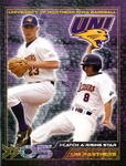 University of Northern Iowa Baseball 2005
