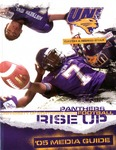 Football '05 Media Guide by University of Northern Iowa