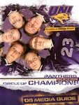 Soccer '05 Media Guide by University of Northern Iowa