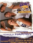 Volleyball '05 Media Guide by University of Northern Iowa