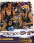 Wrestling '05-'06 Media Guide by University of Northern Iowa