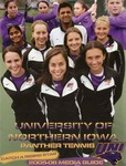 Panther Tennis 2005-06 Media Guide by University of Northern Iowa