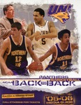 Basketball '05-'06 Media Guide by University of Northern Iowa