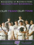 '06 Panther Baseball by University of Northern Iowa