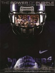 UNI Football Media Guide 2006