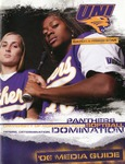 Softball '06 Media Guide by University of Northern Iowa