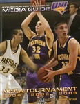 2006-2007 UNI Men's Basketball Media Guide by University of Northern Iowa