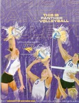 2007 Panther Volleyball Media Guide by University of Northern Iowa
