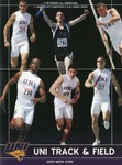 UNI Track & Field 2008 Media Guide by University of Northern Iowa