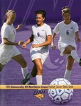 2008 University of Northern Iowa Panther Soccer Media Guide by University of Northern Iowa