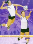2008 University of Northern Iowa Panther Volleyball Media Guide