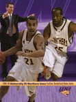 2008-09 University of Northern Iowa Panther Basketball Media Guide by University of Northern Iowa