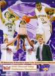 2009 University of Northern Iowa Panther Basketball Postseason Media Guide by University of Northern Iowa
