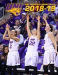 2018-19 UNI Women's Basketball by University of Northern Iowa