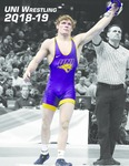 2018-19 UNI Wrestling by University of Northern Iowa