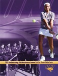 2009 University of Northern Iowa Panther Tennis Media Guide by University of Northern Iowa